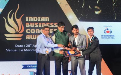 E MARSHALS THE WINNER OF INDIAN BUSINESS CONGRESS AWARDS